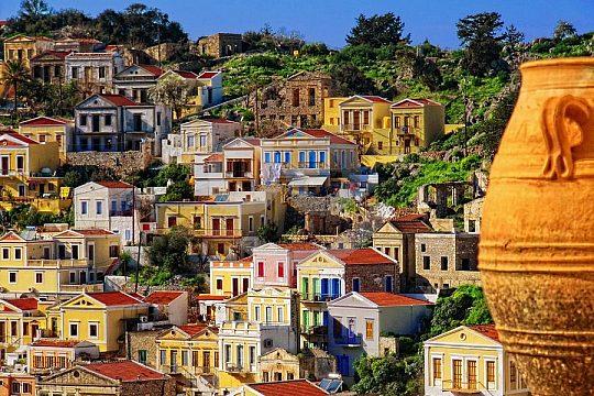 Tagesausflug Symi Insel ab Rhodos Stadt