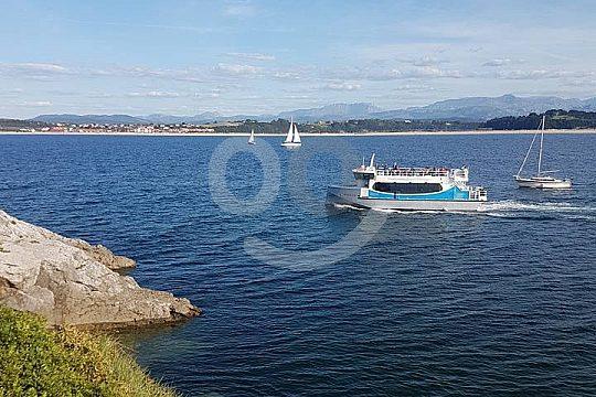 Boattour Santander bay