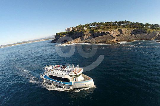 Boattour Santander surroundings