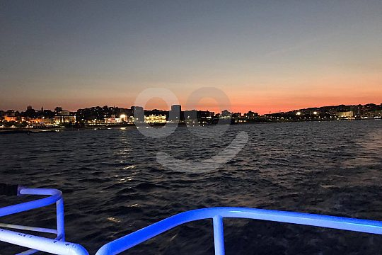 Boattour Santander sunset view