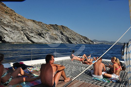 Costa Brava Catamaran Tour