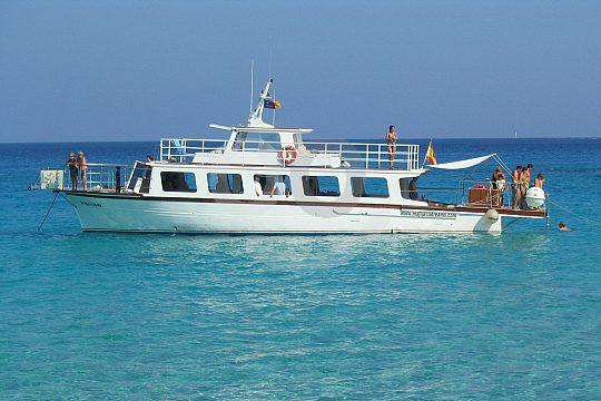 Cala Ratjada boat tour