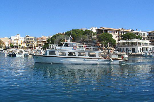 Cala Ratjada boat trip