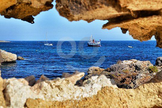 Santa Pola boat trip to Tabarca