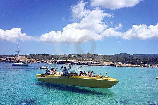 charter a motor boat in Ibiza