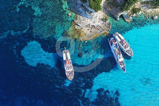 paxos antipaxos islands