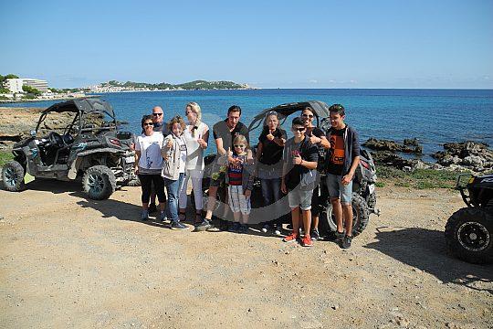 Buggy Tour für Gruppen