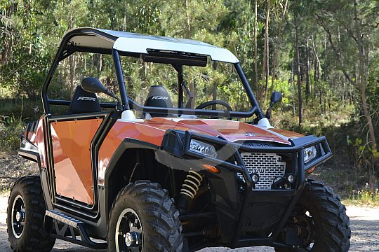 Off-Road-Trails with RZR Buggys in Sintra 5