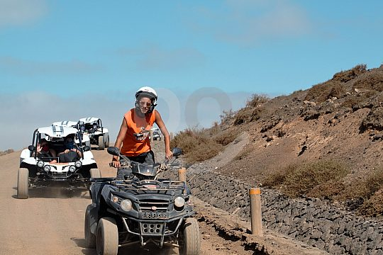 Tour by buggy from Corralejo
