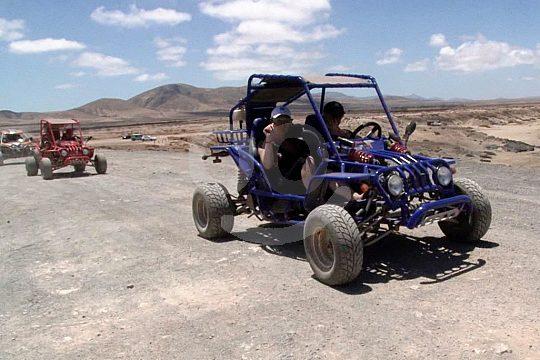 Fuerteventura buggy safari