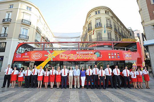 Hop On Hop Off Bus Málaga