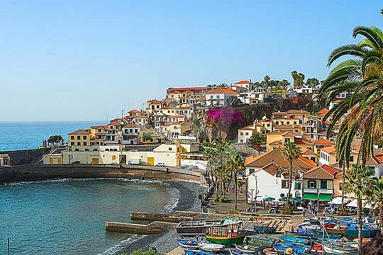 Tour in Madeira
