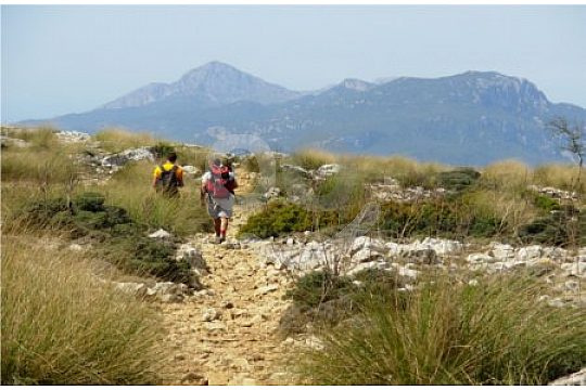 Majorca Hike in the West