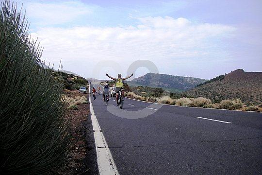 Ride your mountainbike in Tenerife