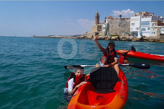 Sitges family excursion