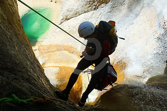 Basque Country Canyoning
