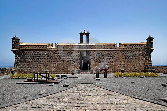 castillo de San José Arrecife