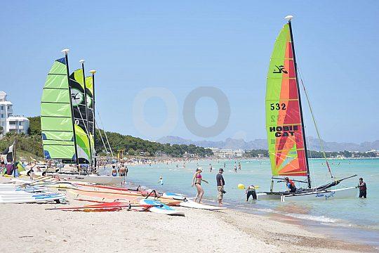 rent a catamaran in Mallorca