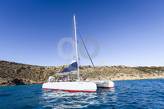 Katamaran Ausflug Mallorca