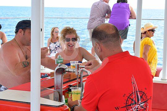 bar sailing catamaran Caleta de Fuste