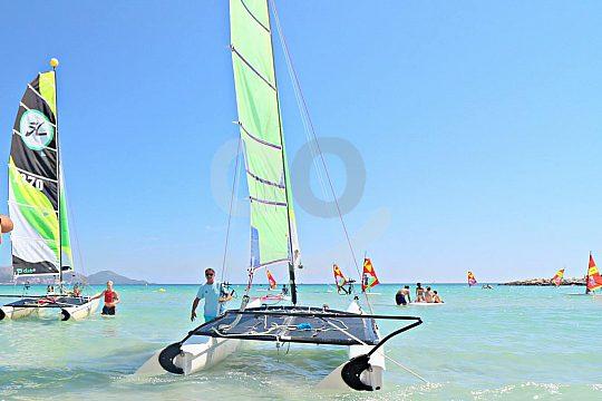daycharter catamaran Mallorca