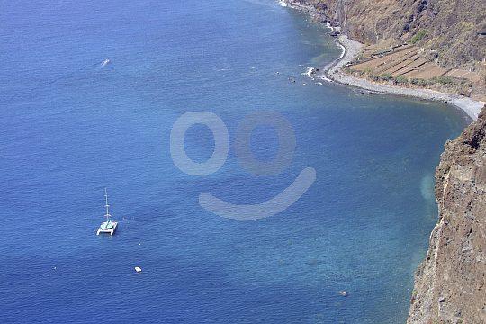 Madeira island catamaran tour