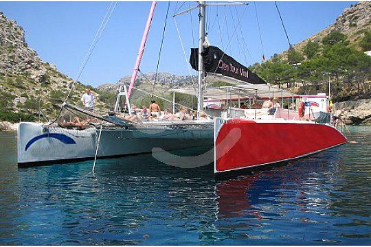 robinson-catamaran-north-majorca