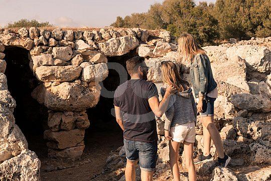 Landschaften auf Menorca bei der Jeep Safari