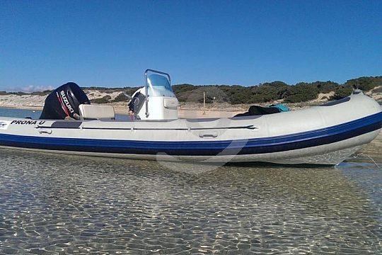 dinghy rental in Chipiona