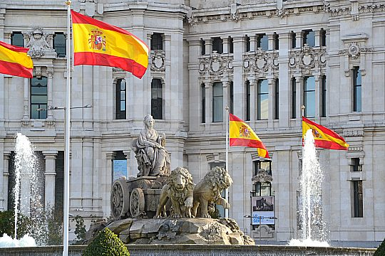 private walking tour in Madrid