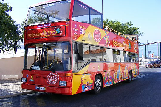 City Sightseeing Algarve