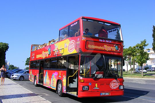 City Sightseeing Algarve Albufeira