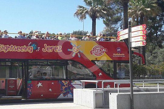 Hop on Hop Off Bus Jerez de la Frontera