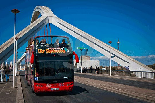 Seville Sightseeing Bus