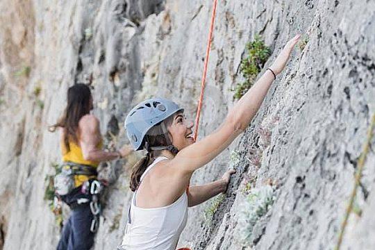 Rhodes Climbing Tour Ladiko