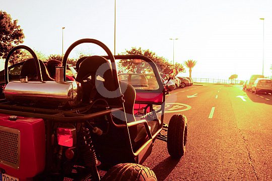 Buggy-Sunset-Tour auf Teneriffa