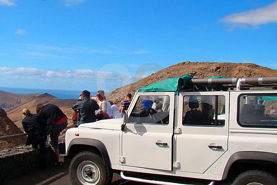 Fuerteventura range rover