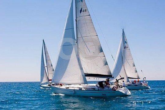 basic sailing course