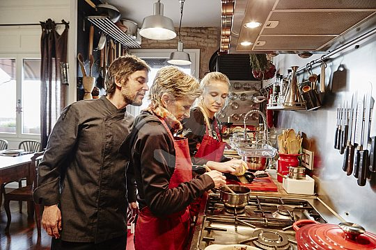 Cooking class in Barcelona with top tips