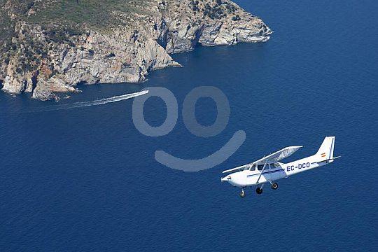 scenic flights from Empuriabrava
