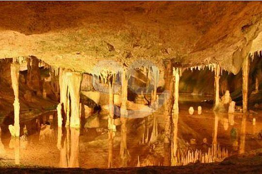 Ibizas caves Covas San Marcas