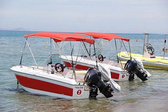 Bootsvermietung auf Kreta