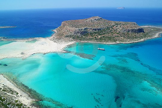 Balos boat trip from Kissamos