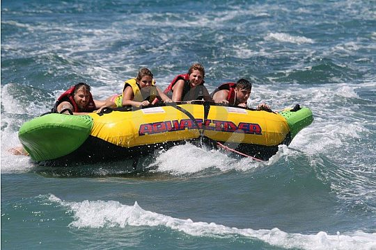 Watersports on your Greece holiday