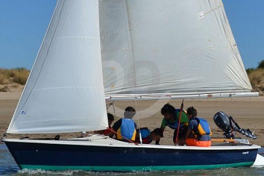 Sanlucar de Barrameda sailing school