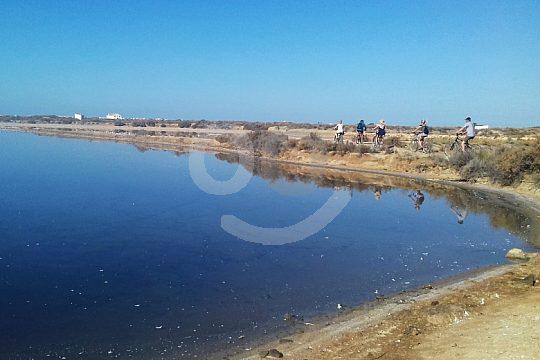 Cycling tour Algarve sea