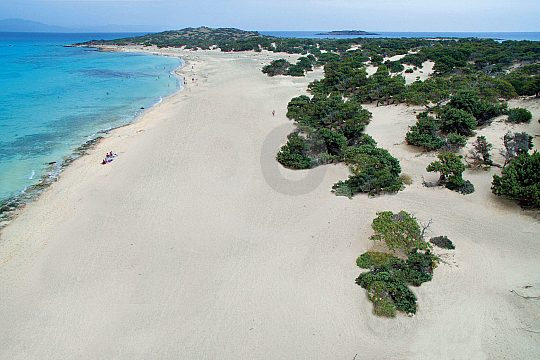 Tagesausflug Chrissi Insel ab Heraklion