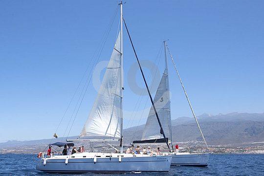 Segelbootausflug auf Teneriffa