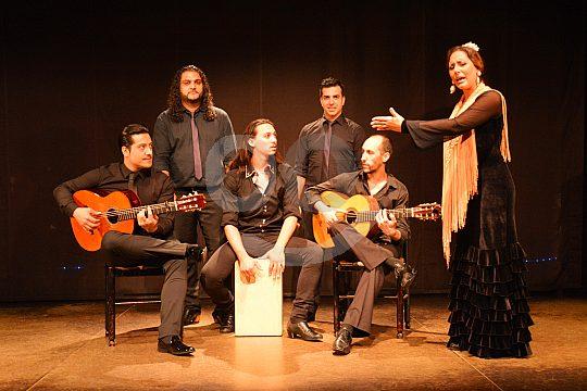 Spanish Flamenco in Barcelona
