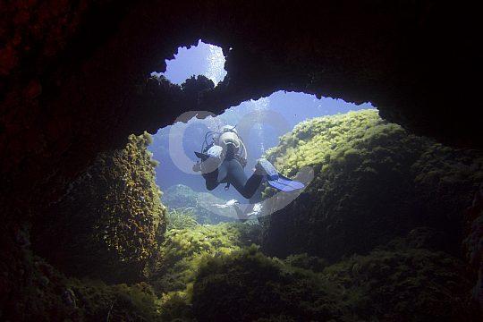 Great diving school on Menorca